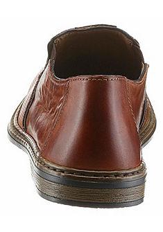 Rieker slip-on cipő, divatos perforálással