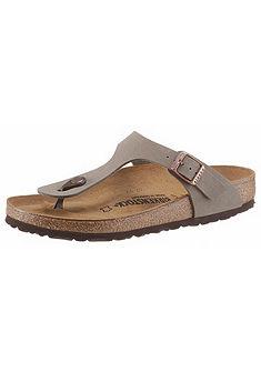 Birkenstock lábujjközös papucs, ergonómiai talppal