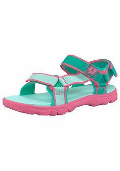 Jack Wolfskin Turistické sandále »Girls Seven Seas 2«