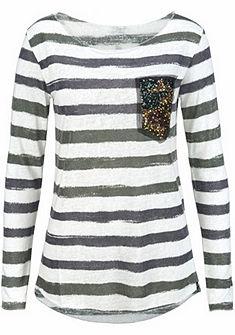 Key Largo hosszú ujjú póló »WLS JESSY round«