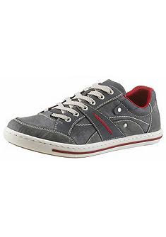 Rieker sneaker díszvarrással és szegecsekkel