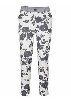ASHLEY BROOKE by Heine virágmintás alakformáló nadrág hasleszorító hatással