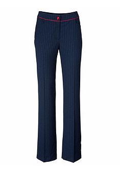 ASHLEY BROOKE by Heine Tvarovacie úzke nohavice s ihličkovými pruhmi