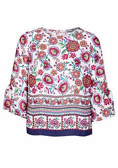 ASHLEY BROOKE by Heine Vzorková blúzka s kvetinovým vzorom