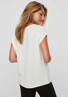Vero Moda Tričko s okrúhlym výstrihom »AVA PLAIN«