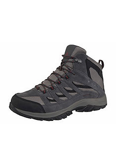 Columbia Turistické topánky »Crestwood Mid Waterproof«
