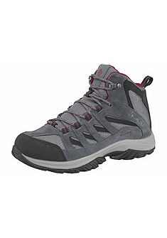 Columbia Turistické topánky »Crestwood Mid Waterproof Wmns«