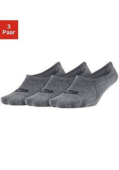 Nike Geschlossene Krátké ponožky s froté (3 páry)