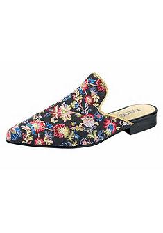 Heine Papuče so vzorom kvet