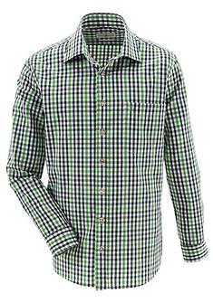 Almsach Kostkovaná košile s folklórním motivem