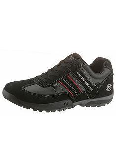 Dockers by Gerli fűzős cipő, robosztus bőr kombinációval