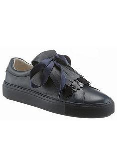 Marc O'Polo Slip-On sneaker cipő trendi rojtokkal