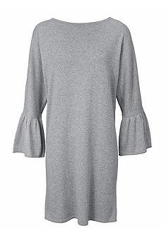 B.C. BEST CONNECTIONS by Heine Pletené šaty, rozšírené rukávy