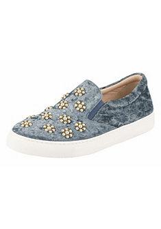 XYXYX Nazúvacie topánky s kamienkami