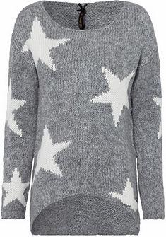 Key Largo Vokuhila pulóver »Pullover«