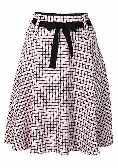 ASHLEY BROOKE by Heine Tvarovací vzorová sukně a opasek