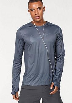 Nike Tričko na běh »M NIKE DRY MILER TOP LONGSLEEVE SSNL GX«