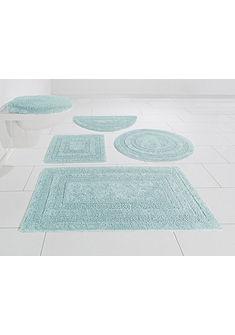 Fürdőszobaszőnyeg, my home, »Kari«, magasság 10 mm, bio pamut