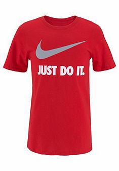 Nike Tričko »JUST DO IT SWOOSH TEE YOUTH«