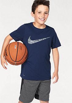 Nike Športové tričko »B NIKE DRY TOP ŠortkyLEEVE GFX LEGACY«