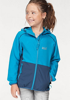 Jack Wolfskin Softshell bunda »TURBULENCE GIRLS«