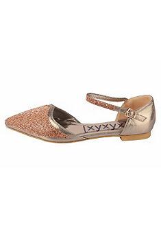 XYXYX balerina cipő  ékszerkövekkel
