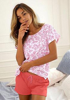 Vivance Dreams rövid pizsama nyomott virágmintával