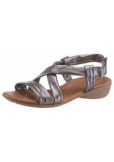 Tamaris Kožené sandály
