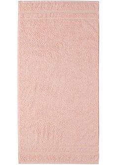 Cawö Ručníky v jemných barvách »Selected«