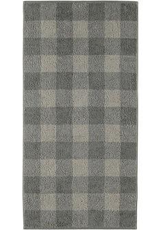 Cawö Osuška z čistej bavlny »Code Karo«
