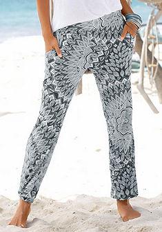 s.Oliver RED LABEL Beachwear Letní kalhoty