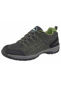Polarino Turistické topánky »Polarino Broad Pea« kontrastné prešívanie