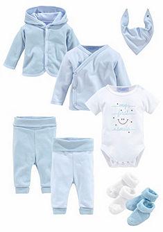 Klitzeklein Dětská souprava oblečení (8-dílná)