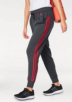 adidas Performance Tepláky »ESSENTIALS 3 STRIPES TAPERED PANT«