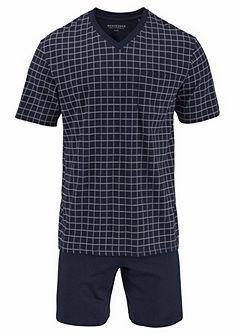 Schiesser Schöner rövdnadrágos pizsama