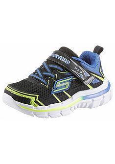 Skechers Kids gyerek sneaker cipő tépőzárral és gumis talppal