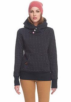 Ragwear Mikina s kapucí »Chelsea Dots«