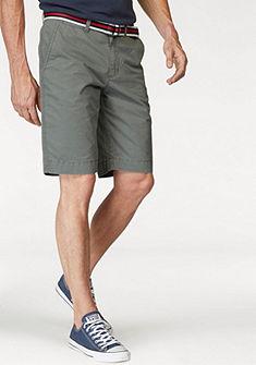 Šortky s páskem značka Tom Tailor Polo Team.