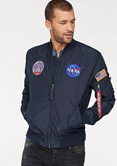 Alpha Industries Pilotská bunda »MA-1 TT NASA REVERSIBLE II«