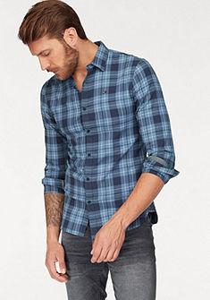 TOMMY JEANS Kostkovaná košile »TJM SLN CHECK SHIRT L/S 13«