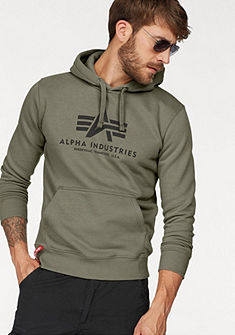 Alpha Industries Mikina s kapucí »Basic Hoody«