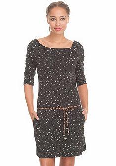Ragwear Vzorované šaty »Tanya Organic«