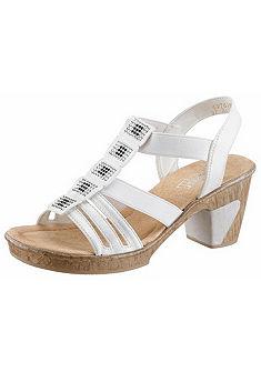 Rieker Sandále na platforme