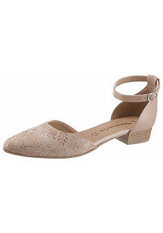 Tamaris pántos balerina cipő »Mila«