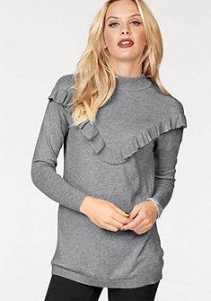 Only garbós nyakú pulóver »CAROLA«