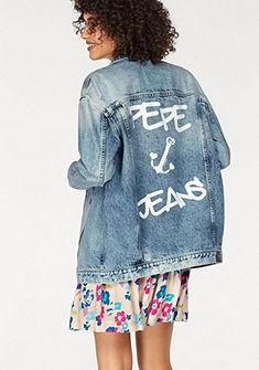 Pepe Jeans Riflová bunda »SKYLAR«