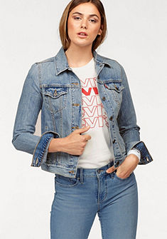 Levi's® Riflová bunda »Original Trucker«