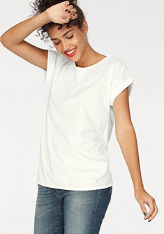 Mavi Jeans kereknyakú póló »SEQUIN TOP«