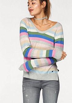 AJC Pruhovaný pulovr