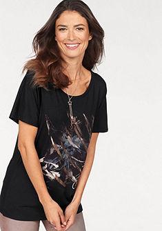 Laura Scott póló csillogó mintával